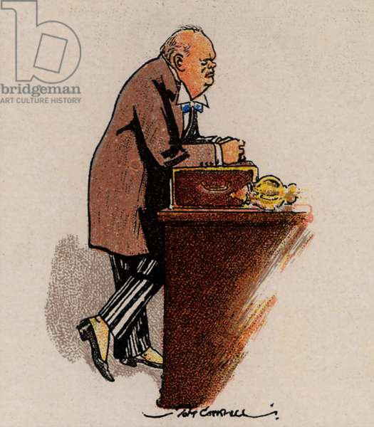 Winston Leonard Spencer Churchill (1874-1965)
