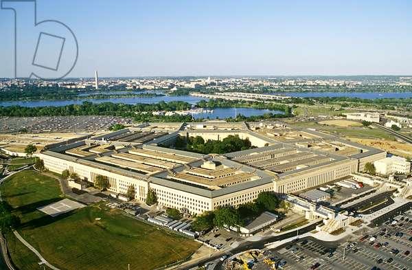 The Pentagon, Washington, D.C., America (photo)