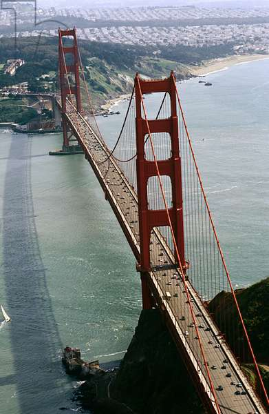 Golden Gate Bridge, San Francisco (photo)