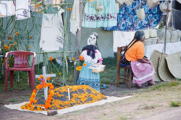 Women, Day Of The Dead (photo)