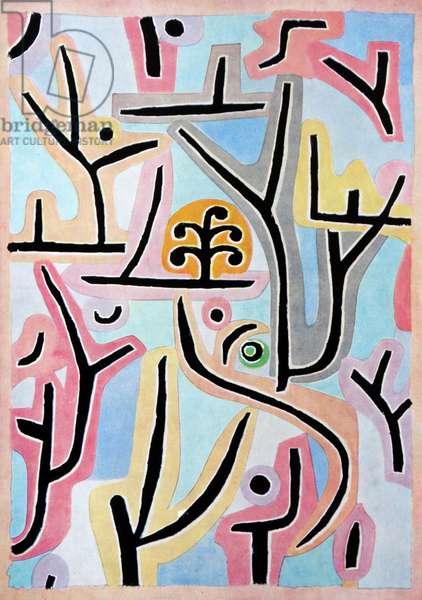 Park Near Lucerne, 1938 by Paul Klee. Paul Klee