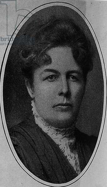 Harriot Blatch, Daughter of Elizabeth Cady Stanton