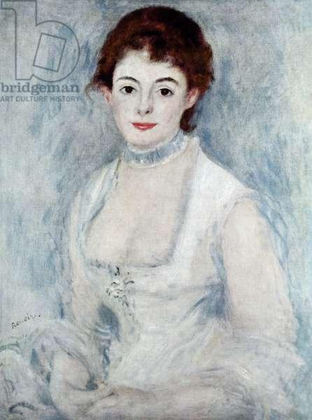 Madame Henriot, 1850