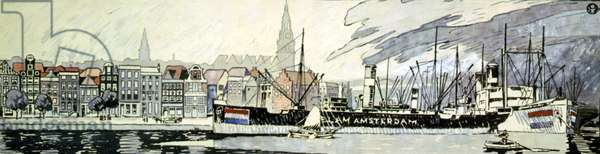 Holland and her ships, 1919