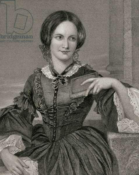 Charlotte Brontë (Thornton, Yorkshire, England 1816-Haworth, Yorkshire, 1855)