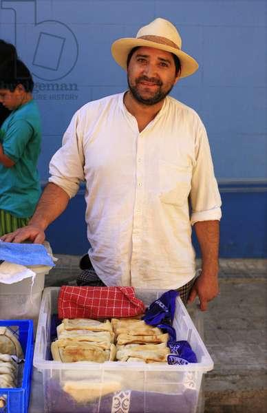 Empanadas, Valparaiso Street Market (photo)