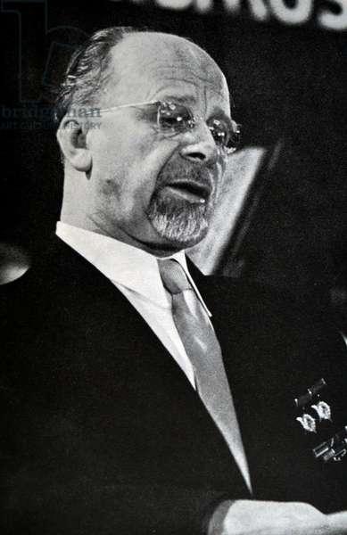 Walter Ulbricht, 1965