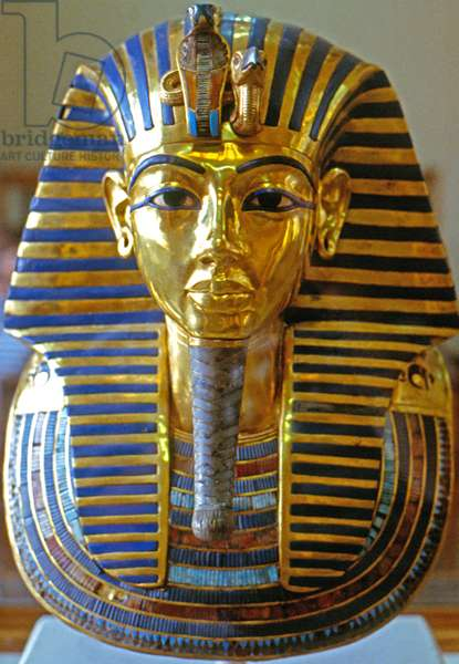 Tutankhamen, (1341 BC - 1323 BC) Egyptian pharaoh of the 18th dynasty (ruled c.1333 BC - 1323 BC), during the period of Egyptian history known as the New Kingdom. The 1922 discovery by Howard Carter of Tutankhamen's intact tomb received worldwide press coverage.