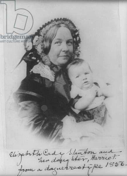 El. C. Stanton and Harriot Eaton Stanton Blatch