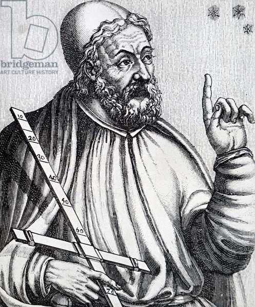Ptolemy of Alexandria.