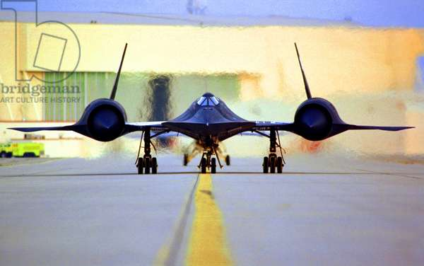 NASA Lockheed SR-71A, 1995