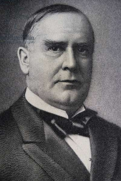 William McKinley (29th January 1842 - 14th September 1901)