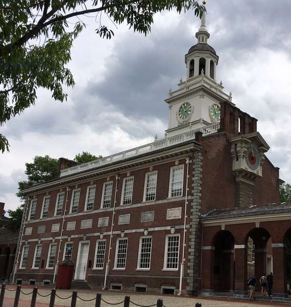 The Independence Hall, 2016