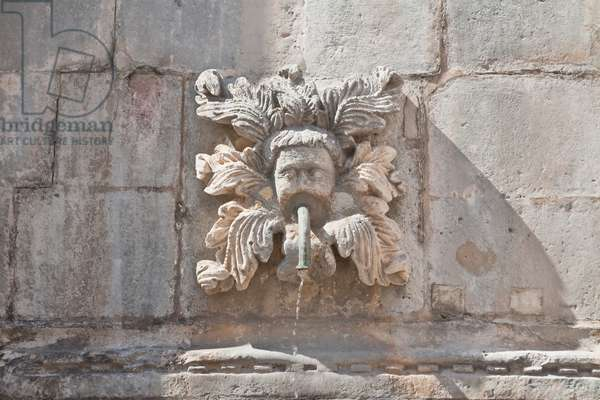 Big Onofrio's Fountain, Dubrovnik, Dubrovnik-Neretva, Croatia (photo)