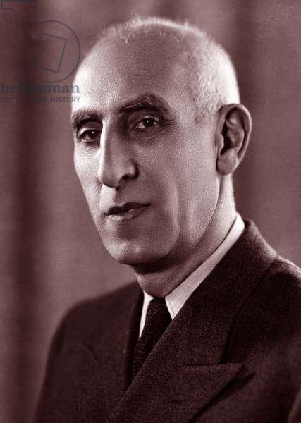 Mohammad Mosaddegh, 1951