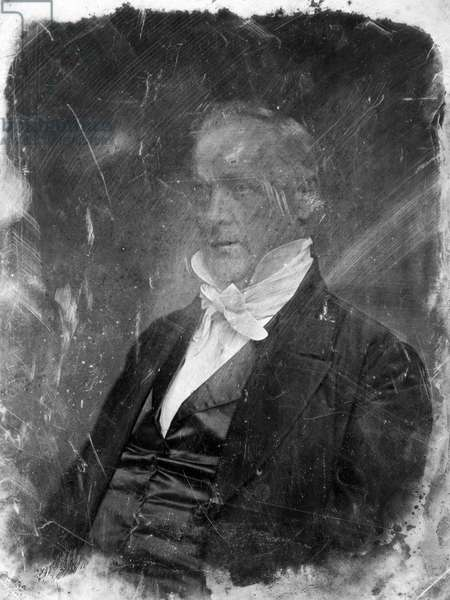 James Buchanan, 1858