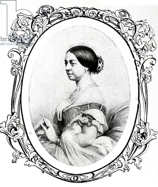 Queen Victoria, 1876