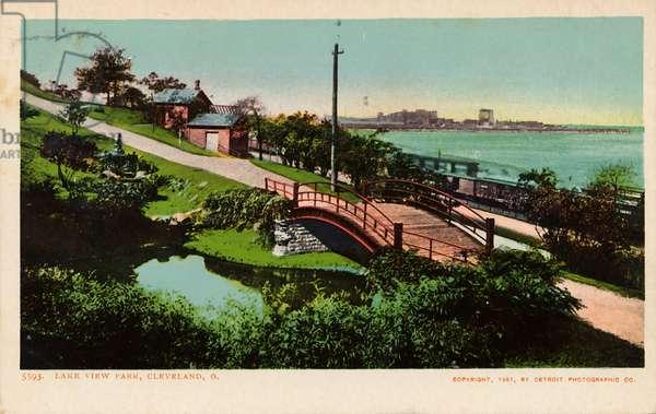Lake View Park, Cleveland, O