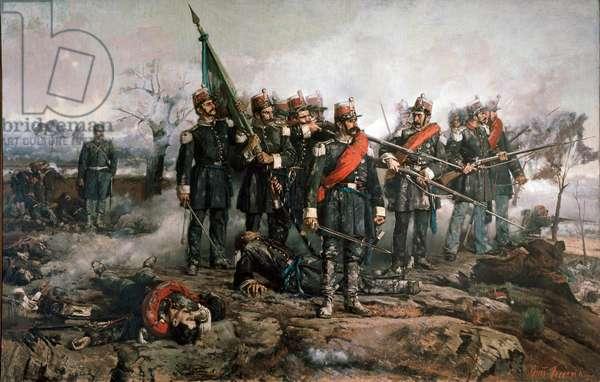 Premiere guerre d'independance italienne :
