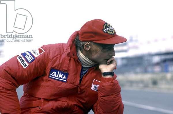 Niki Lauda (photo)