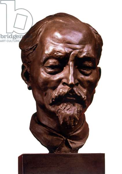 Bust of Felix Dzerzhinsky