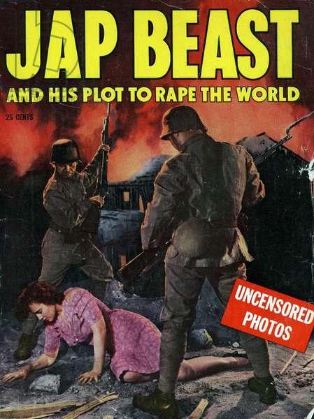 World War Two American Propaganda Magazine