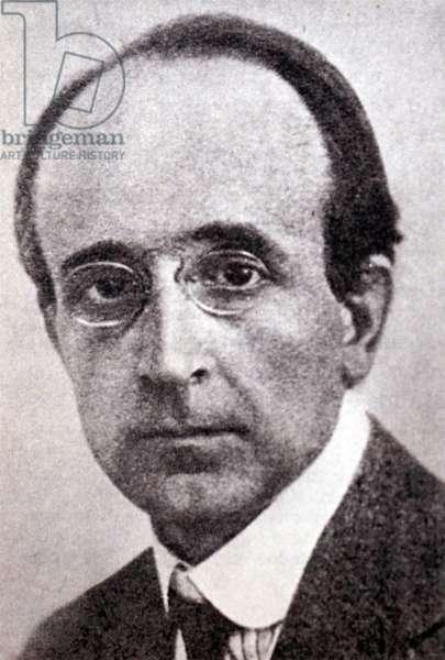 Salvador de Madariaga, 1950