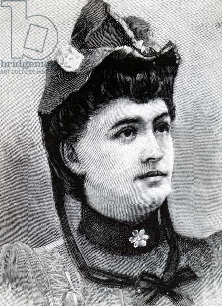 Josephine Diebitsch Peary.