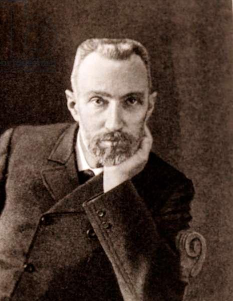 Pierre Curie.