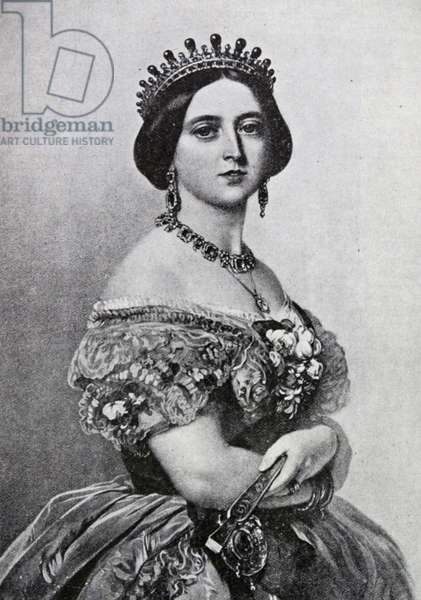 Victoria (1819 – 1901)  Queen of the United Kingdom