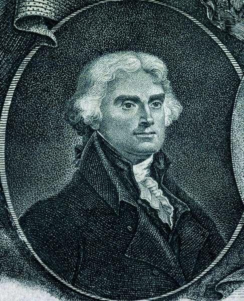 Thomas Jefferson, US President, 1812
