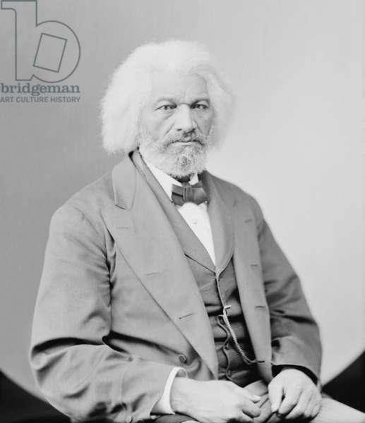 Frederick Douglass 1870 (photo)