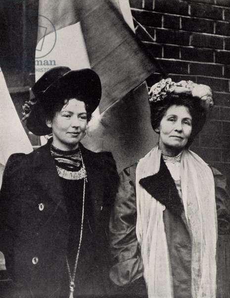 Emmeline Pankhurst (1857-1928)