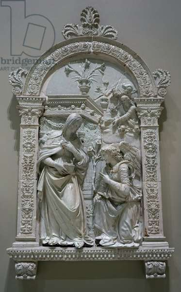 The Annunciation, 1754