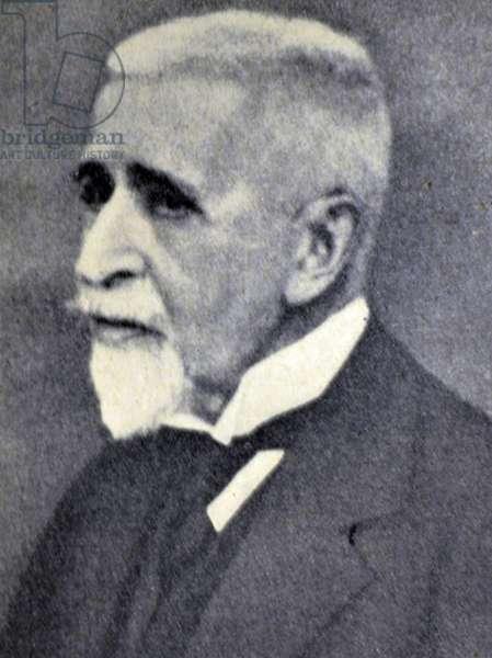 Spanish civil war: Don Alfonso Carlos of Bourbon y Austria-Este