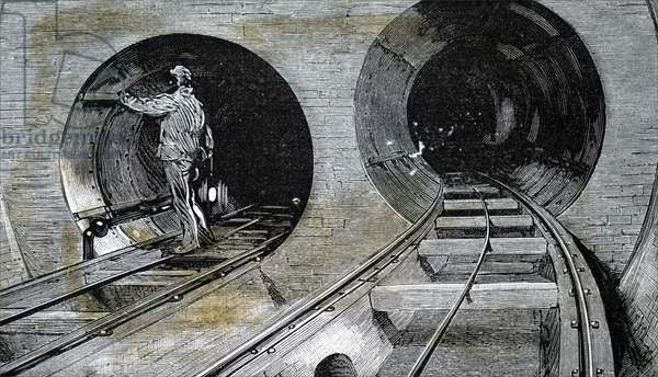 Tunnels of the London Underground