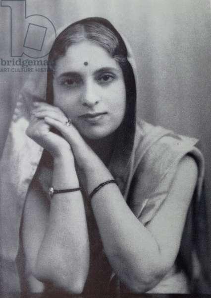 Vijaya Lakshmi Nehru Pandit