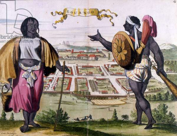 The Kingdom of Loango was a pre-colonial African state