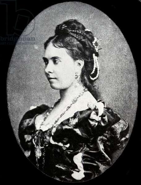 Victoria, Empress of Germany, 1875