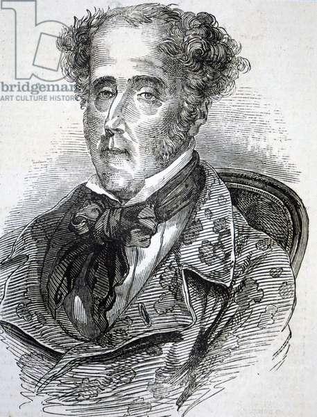 Francois-Rene de Chateaubriand.