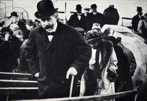 Archduke Franz Ferdinand of Austria.