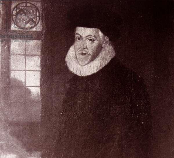 Sir Edward Phelips 1555-1614