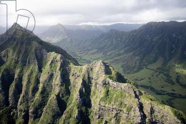 Aerial Hawaii (photo)