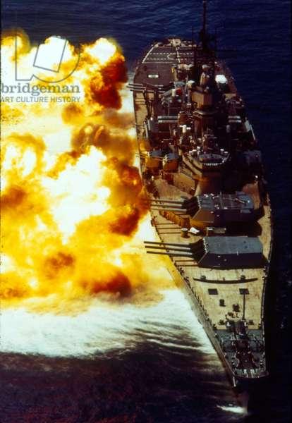 "USS Missouri (BB-63) (""Mighty Mo"" or ""Big Mo""), United States Navy Iowa-class battleship"