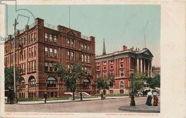 Massachusetts Institute of Technology, Boston