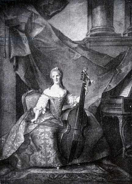 Princess Henriette of France