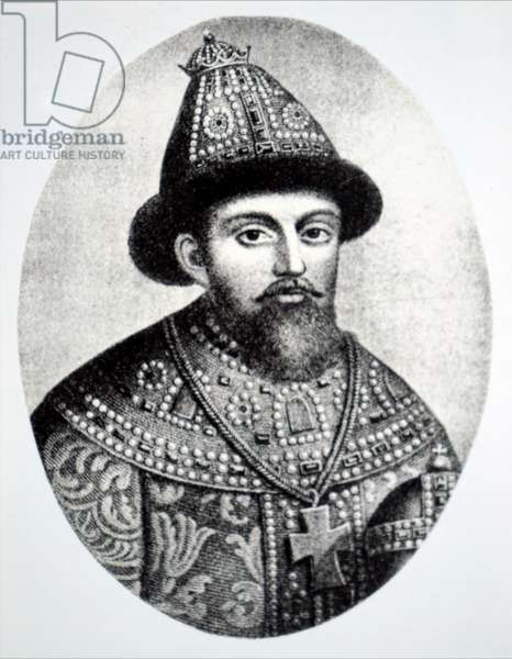 Michael I of Russia.