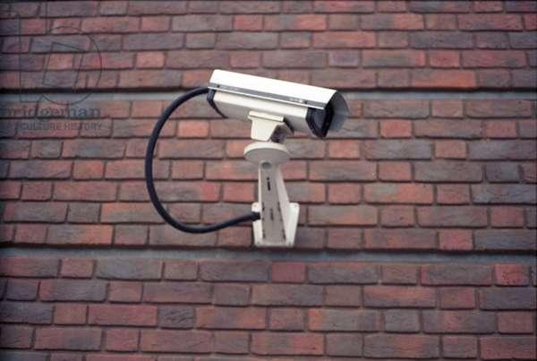 Security camera, UK