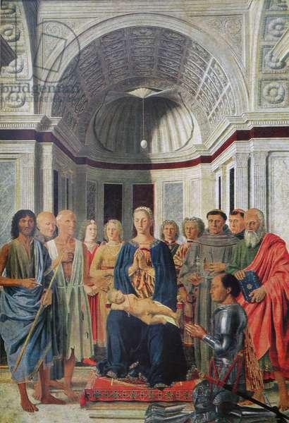 St Lucy's Altarpiece by Domenico Veneziano
