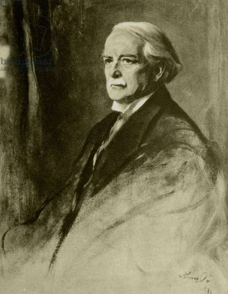 The RT. HON, David Lloyd George.